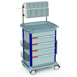 TROLLEY FOR ANESTHESIA...